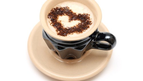 <p>Caffeine can cause a racing heart.</p>