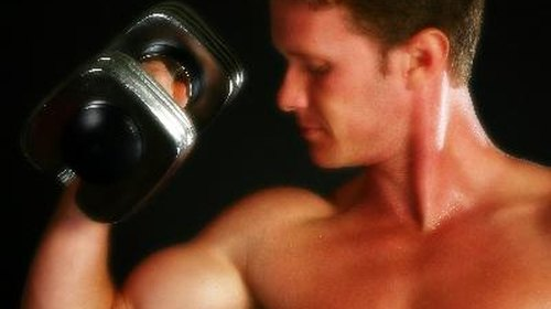 <p>Protein can help you bulk up and retain muscle mass.</p>