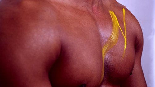 <p>Muscle development depends on adequate nutrients, transported to cells by water.</p>