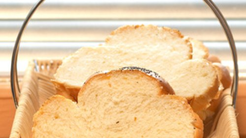 <p>White bread is a good example of refined grains.</p>