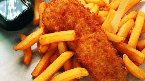 <p>Fried foods have trans fat.</p>
