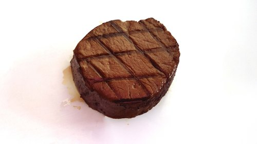 <p>Consume three additional portions of lean red meat per week to help correct your low hemoglobin.</p>
