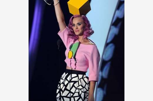 25. Katy Perry