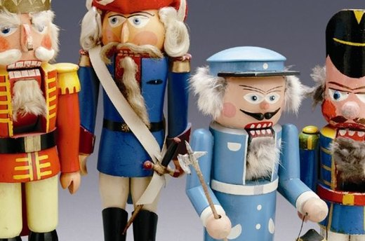 From Yuletide to Yoda, a Nutcracker History