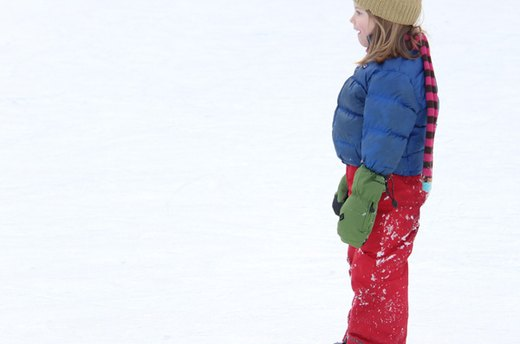 When Snow Falls: Fun Activies with Kids