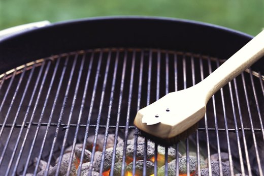Always Use a Clean Grill