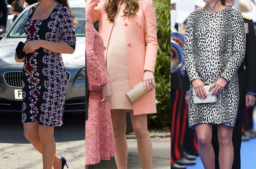 Regal Style: Kate Middleton's Best Pregnancy Looks