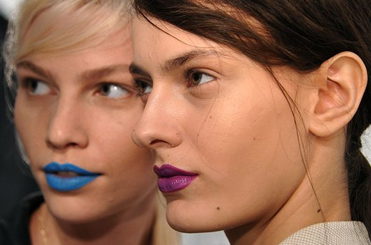 Lips: Bold and Bright