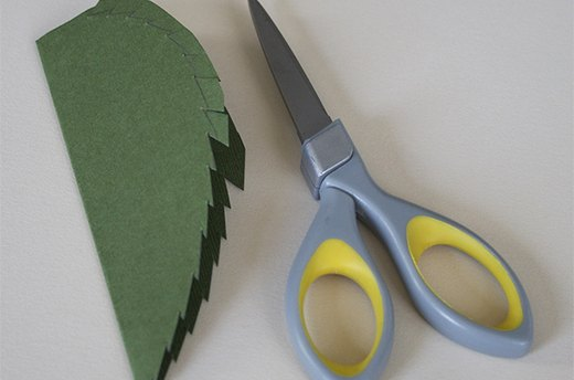 Cut Out the Leaves