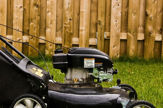 Change Your Lawn Mower's Oil
