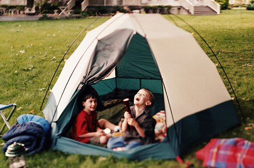 Fun Backyard Camping Ideas