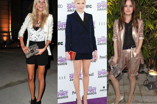 The Short Suit: A Do or a Don't?