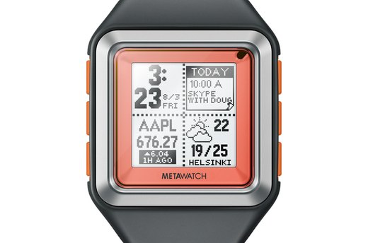 Metawatch Strata and Frame