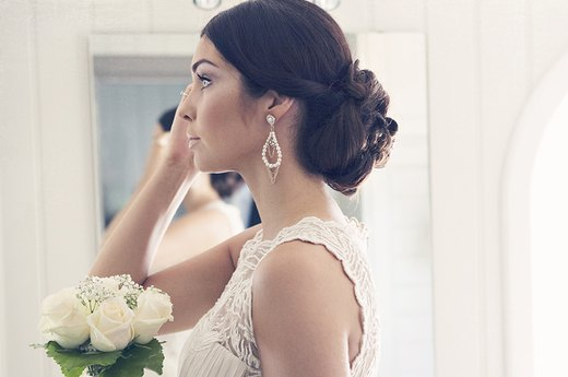 Beautiful Bride: Hair Inspiration from the Red Carpet
