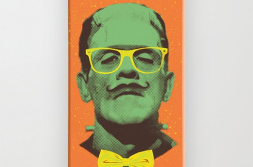 Encase Your iPhone With Mr Frank