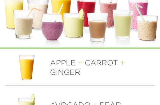 Smoothies From Whole Living ($1.99)