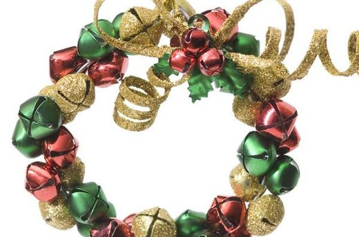 Jingle-Bell Wreath
