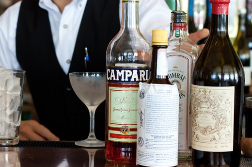 Mix Up A Negroni: Ingredients