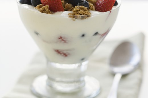 Yogurt and sour cream