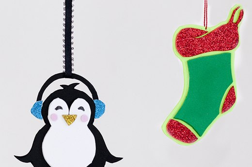 Get Crafty: Handmade Ornaments