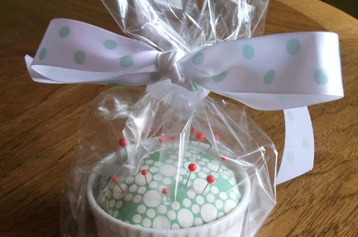 Personalized Pincushion