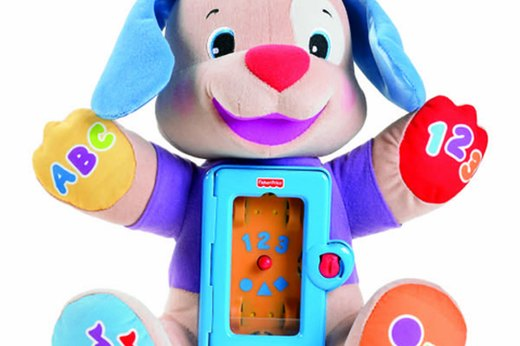 Fisher Price Laugh & Learn Apptivity Puppy