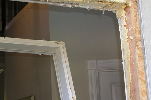 How To Remove Old Door Frames Ehow