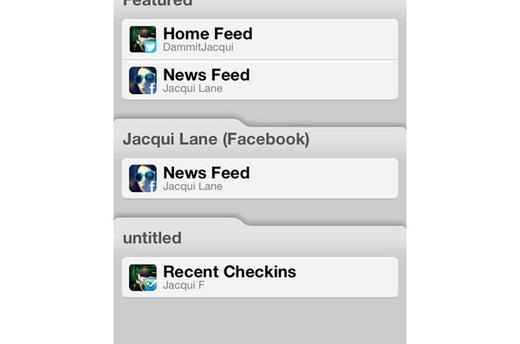 HootSuite (iOS, Android, BlackBerry; free)