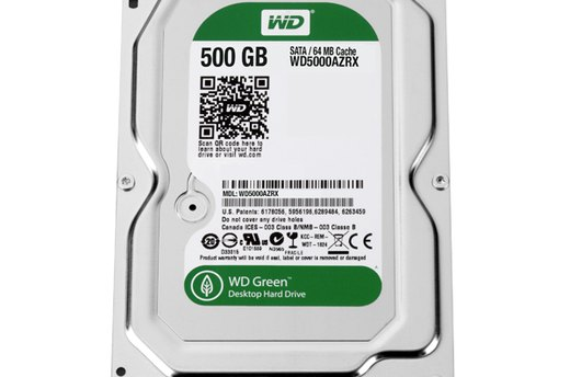 Earth-Friendly Hard Drives