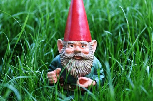 Garden Features: Beyond the Gnome