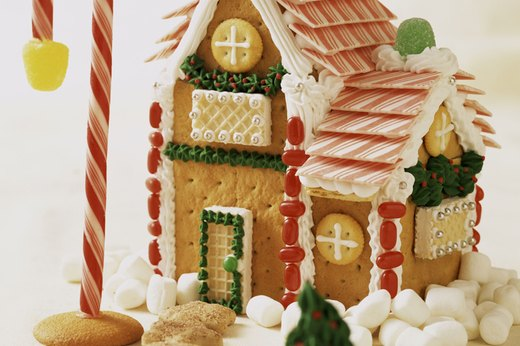 Gingerbread Neighborhood