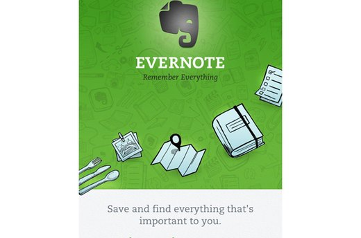 Evernote (iOS, Android, Windows Phone, BlackBerry; free)