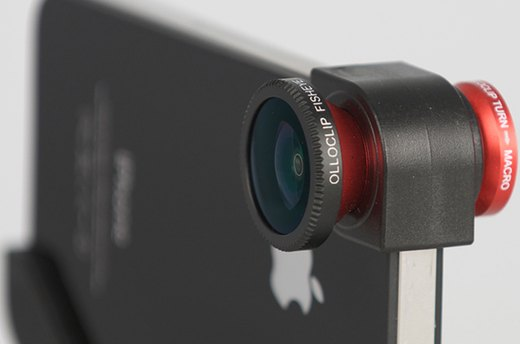 Add a Lens to Your iPhone