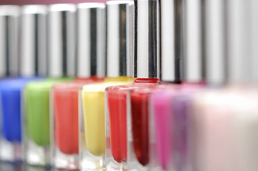 Beyond Pink Polish: A Rainbow of Nail Colors