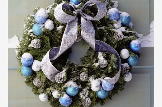 Ornamented Wreath