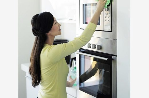 How to Safely Clean Appliances