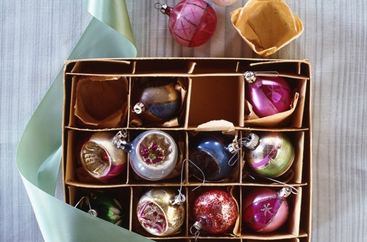 Organize Your Decorations