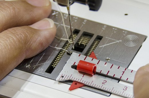 Measure and Mark a Quarter Inch