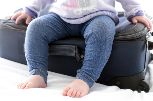 Flying With Baby: What to Pack for the Plane