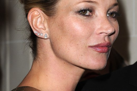 Kate Moss -- Au Naturel