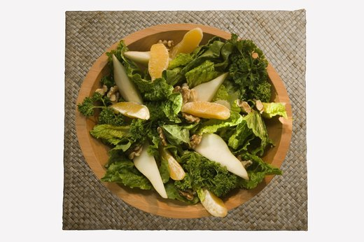 10 Stunningly Super Salad Secrets