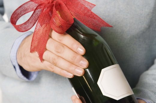Wrap Up Wine Bottles