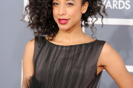 Corinne Bailey Rae's Curls Gone Wild