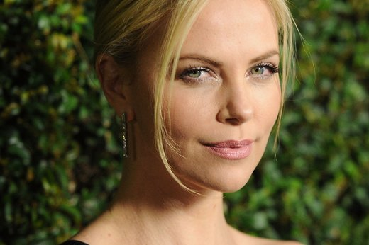 Charlize Theron's Grown-Up Look