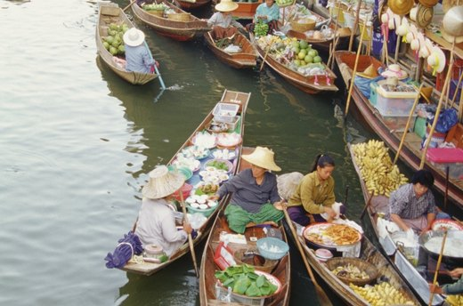 The Markets of Thailand