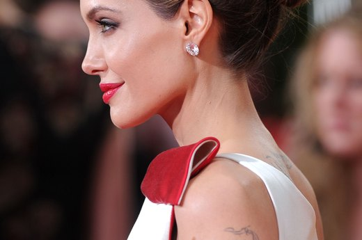 Angelina Jolie, Golden Globe Awards