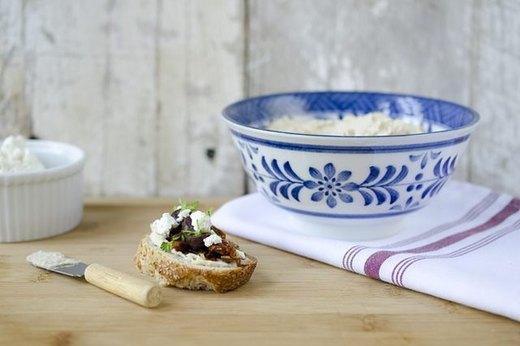 Mediterranean Crostini