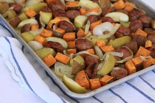 Sheet Pan Dinner Recipes for Easy Family Meals