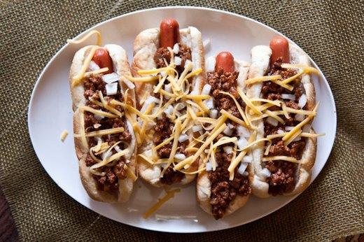 Chipotle Stout Chili Dog Sauce
