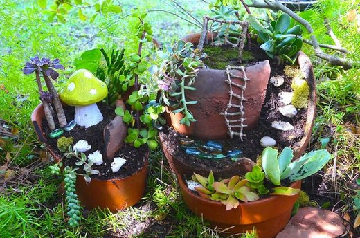 Give Your Old Pots a New Look